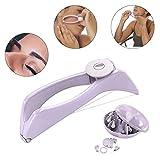 GTC Sildne Eyebrow Body Hair Threading Epilator Women Convenient Facial Hair Remover Defeatherer