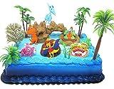 Dinosaur Train Birthday Cake Topper Set...