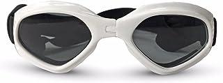 PETCUTE Gafas de Sol para Perros Gafas Protectoras para