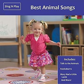 Best Animal Songs