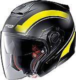 Nolan - Casco N40-5 Resolve N-Com Flat Black M