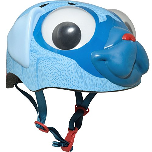 %18 OFF! Bell Raskullz Pugsley Pug Blue Helmet with Googly Eyes, Multi (8052012)