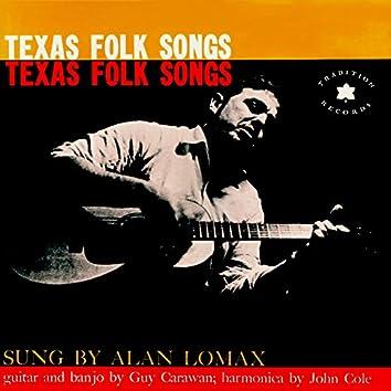 Texas Folk Songs