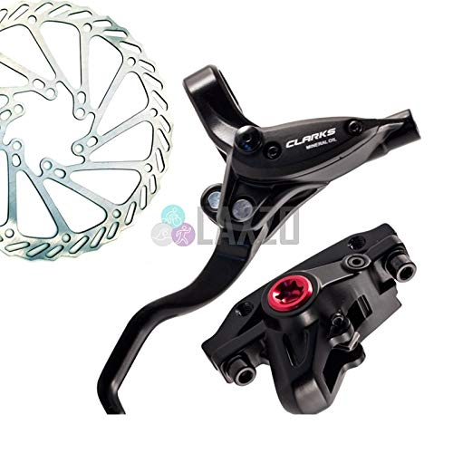 Clarks M2 Hydraulic Front Disc Brake Black 160mm