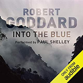 Into the Blue audiobook cover art