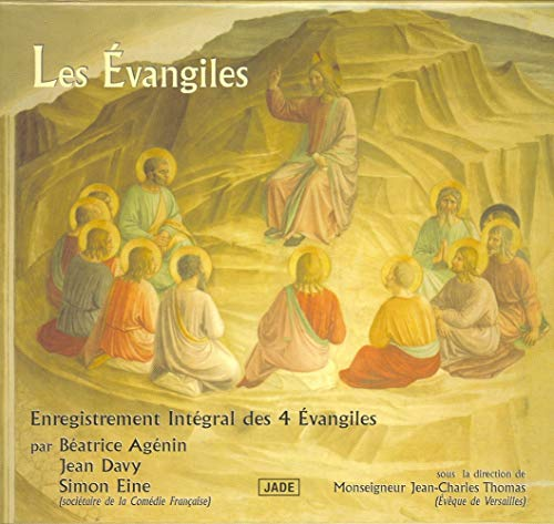 Coffret 9 CD : Les Evangiles