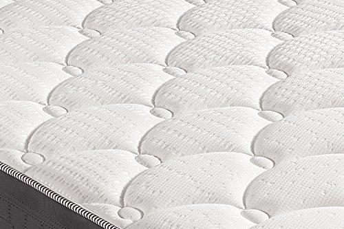 Living Sofa Matelas Épaisseur 30cm Grand Class® (160x200 cm) | Bio Mousse á Memorie de Forme...