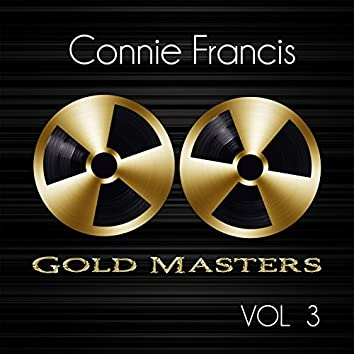 Gold Masters: Connie Francis, Vol. 3