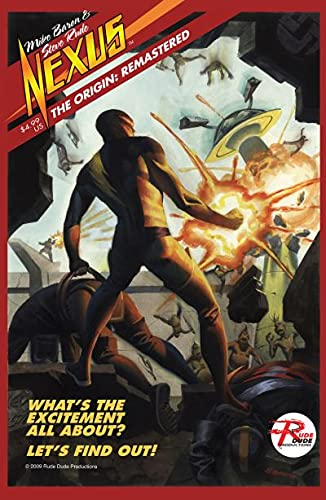 Nexus #1: The Origin - Preview (English Edition)