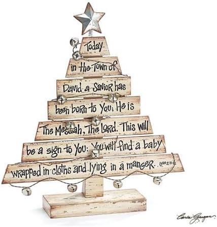 Burton Long-awaited Decor Wood Challenge the lowest price Christmas Tree