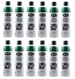 SQ Engine Cleaner and Degreaser, 12 Pack, 14.5 Oz per can