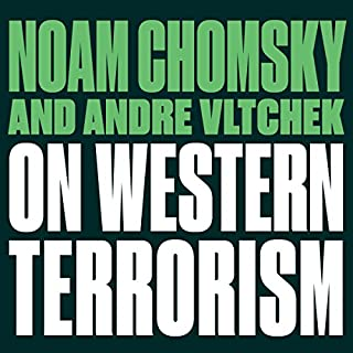 On Western Terrorism - New Edition: From Hiroshima to Drone Warfare (Chomsky Perspectives) cover art