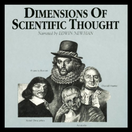 Dimensions of Scientific Thought audiobook cover art