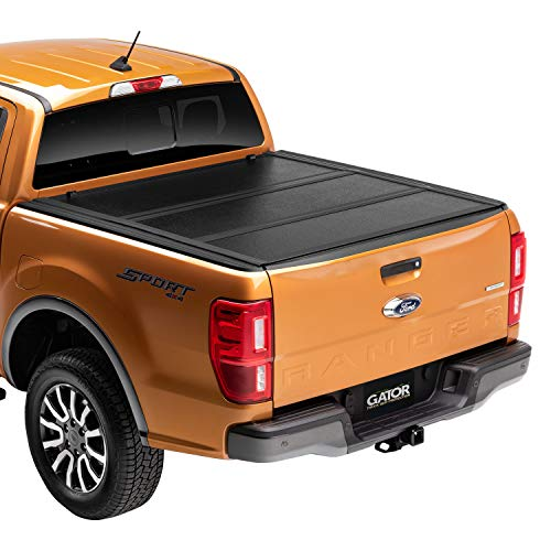 Gator EFX Hard Tri-Fold Truck Bed Tonneau Cover | GC14002 | Fits 2015 - 2020 Chevy Colorado/GMC Canyon 5' Bed | Made in the USA