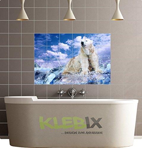 IMMAGINE su piastrelle adesive, decorazione mattonelle adesivi piastrelle Poster cucina bagno n. 56