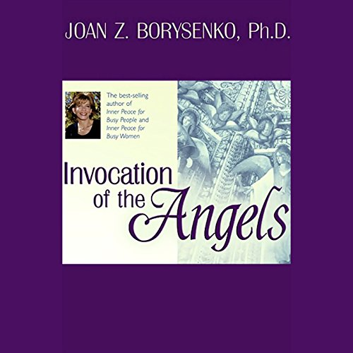 Invocation of the Angels audiobook cover art