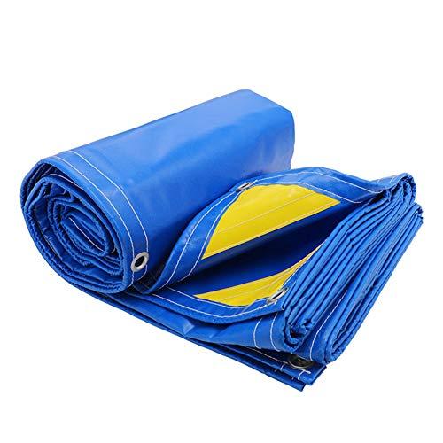 DGLIYJ- Abdeckplanen Lona Impermeable De PVC Gruesa Aislante del Calor, Lona Plástica para Protección Solar para Exteriores Resistente Al Desgaste, Resistente Al Desgarro (450 G /㎡)(Size:2x3m)