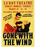 Leinwand Poster Retro Style Hochwertiges Poster