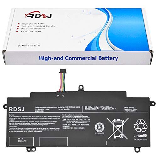 PA5149U-1BRS PA5149U Laptop Battery for Toshiba Tecra Z40-A Z40-B Z40-C Z40-A-10X Z40-A-16Q Z40-C-11P Z40T-A1410 Z50 Z50-A-0DU Z50-A-07Q Z50-A Z50-A-11H Series 4INP7/60/80 14.4V 60Wh