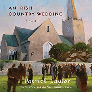 An Irish Country Wedding     Irish Country, Book 7              Written by:                                                                                                                                 Patrick Taylor                               Narrated by:                                                                                                                                 John Keating                      Length: 12 hrs and 49 mins     1 rating     Overall 5.0