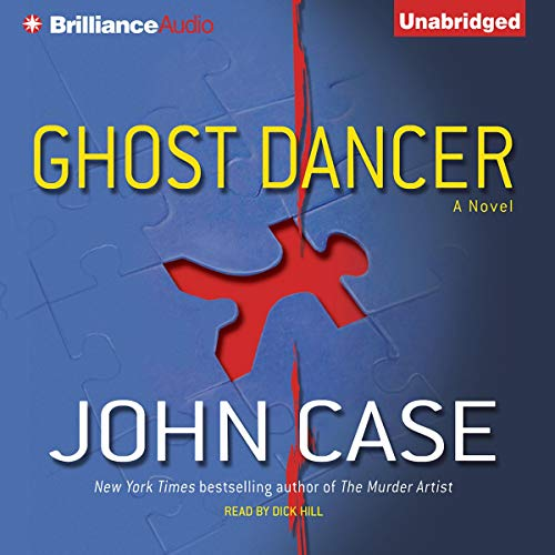 Ghost Dancer audiobook cover art