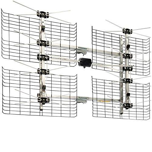 Antennas Direct 8-Element High Gain Bowtie TV Antenna