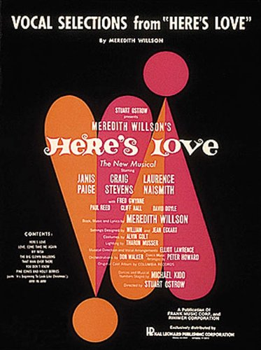 Vocal Selections From Here\'s Love
