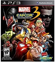 New Capcom Marvel Vs. Capcom 3: Fate Of Two Worlds Fighting Game Standard Retail Playstation 3