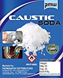 Pmw - Drain Cleaner Chemical - Flakes (Dry Flakes) to Clear Clogged Drains, Sinks, Pipes Chimneys - 500 Grams - Loose Packed