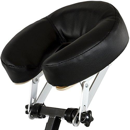MOVIT® Chaise de massage Tatouages Tattoos pliable sac de transport