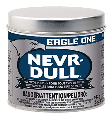 Eagle One 1035605 Nevr-Dull Wadding Polish - 5 oz, Single (E301131001)