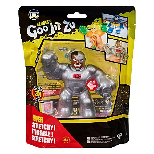 Heroes of Goo Jit Zu DC - Cyborg