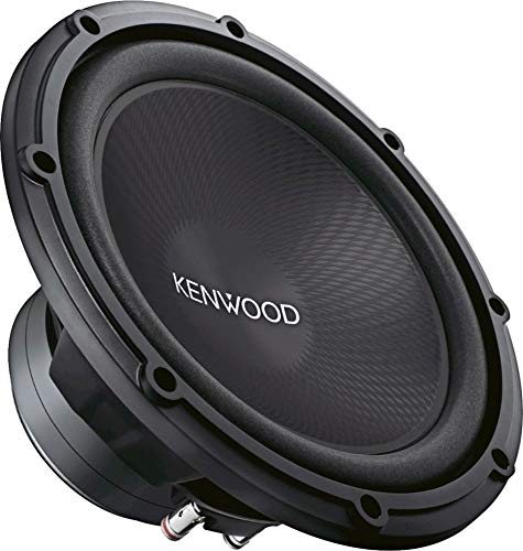 Kenwood - KFC-W120DVC - Road Series - 12  Dual-Voice-Coil 4-Ohm Subwoofer - Black