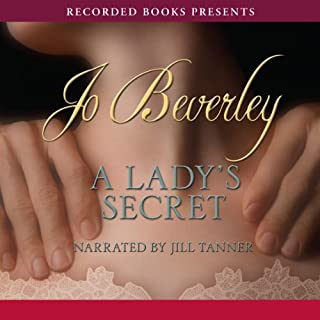 A Lady's Secret audiobook cover art