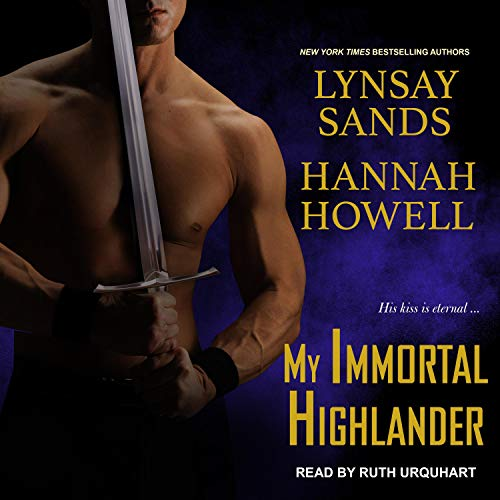 My Immortal Highlander cover art