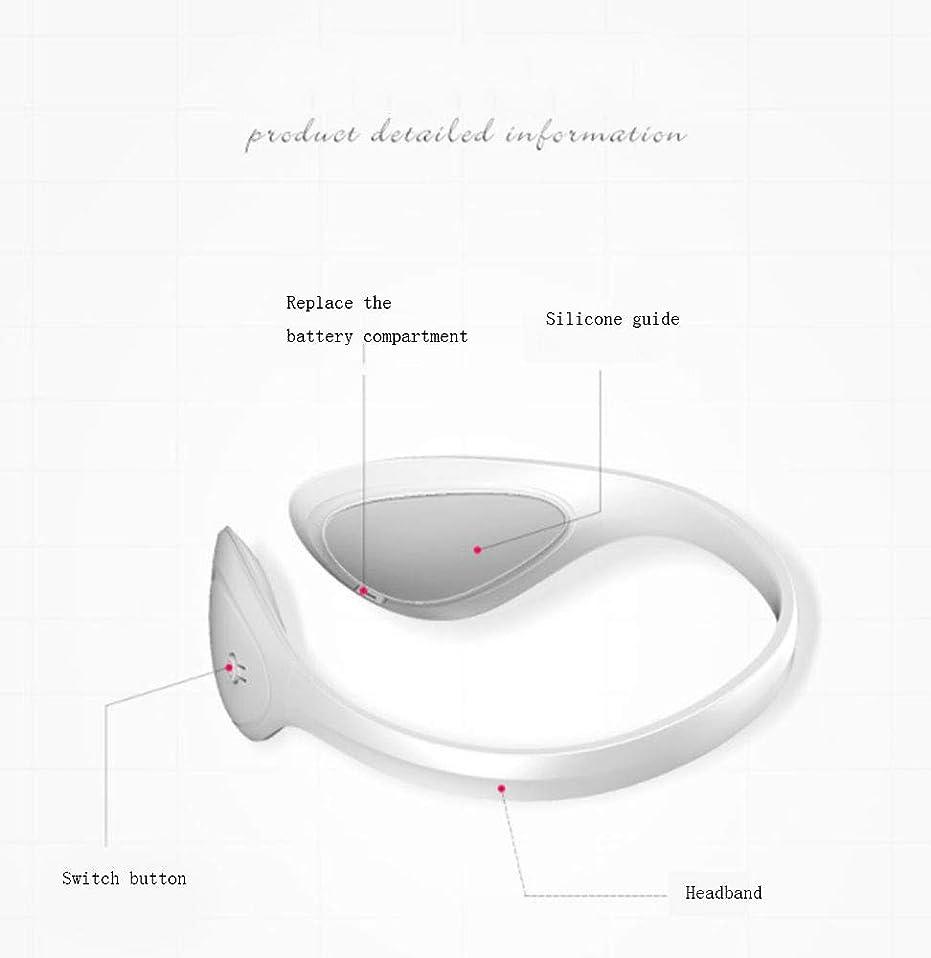 夢中着る高音Lquide Sonic Beauty Instrument Face Lift Artifact V Face Bandage Mandible Mass Bone Masseter Correction Face Silicone Electric