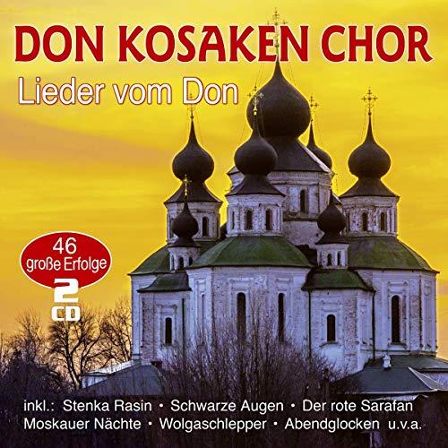 Lieder vom Don - 46 Original Aufnahmen