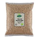 Semillas de sésamo enteras orgánicas (naturales) 500g de Hatton Hill Organic