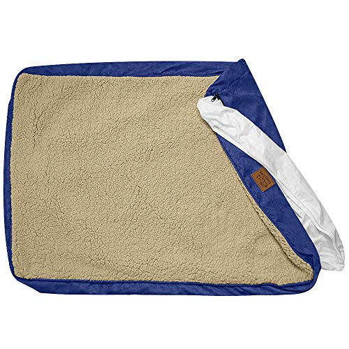 Cama Para Perro Impermeable Lavable  marca Floppy Dawg