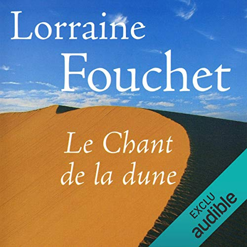 Le Chant de la dune audiobook cover art