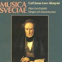Free Fantasias / Vocal & Pianoforte Pieces