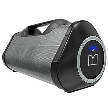 Monster Superstar Blaster High Performance Boom Box-Portable Bluetooth Wireless Indoor and Outdoor  Renewed