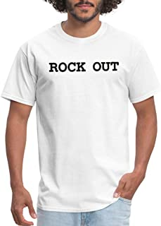 rock out t shirts