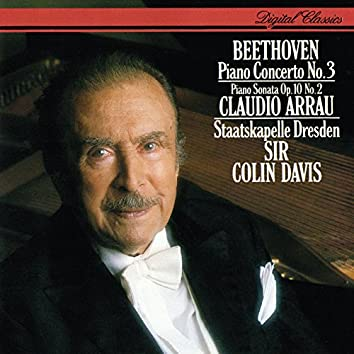 Beethoven: Piano Concerto No. 3; Piano Sonata No. 6