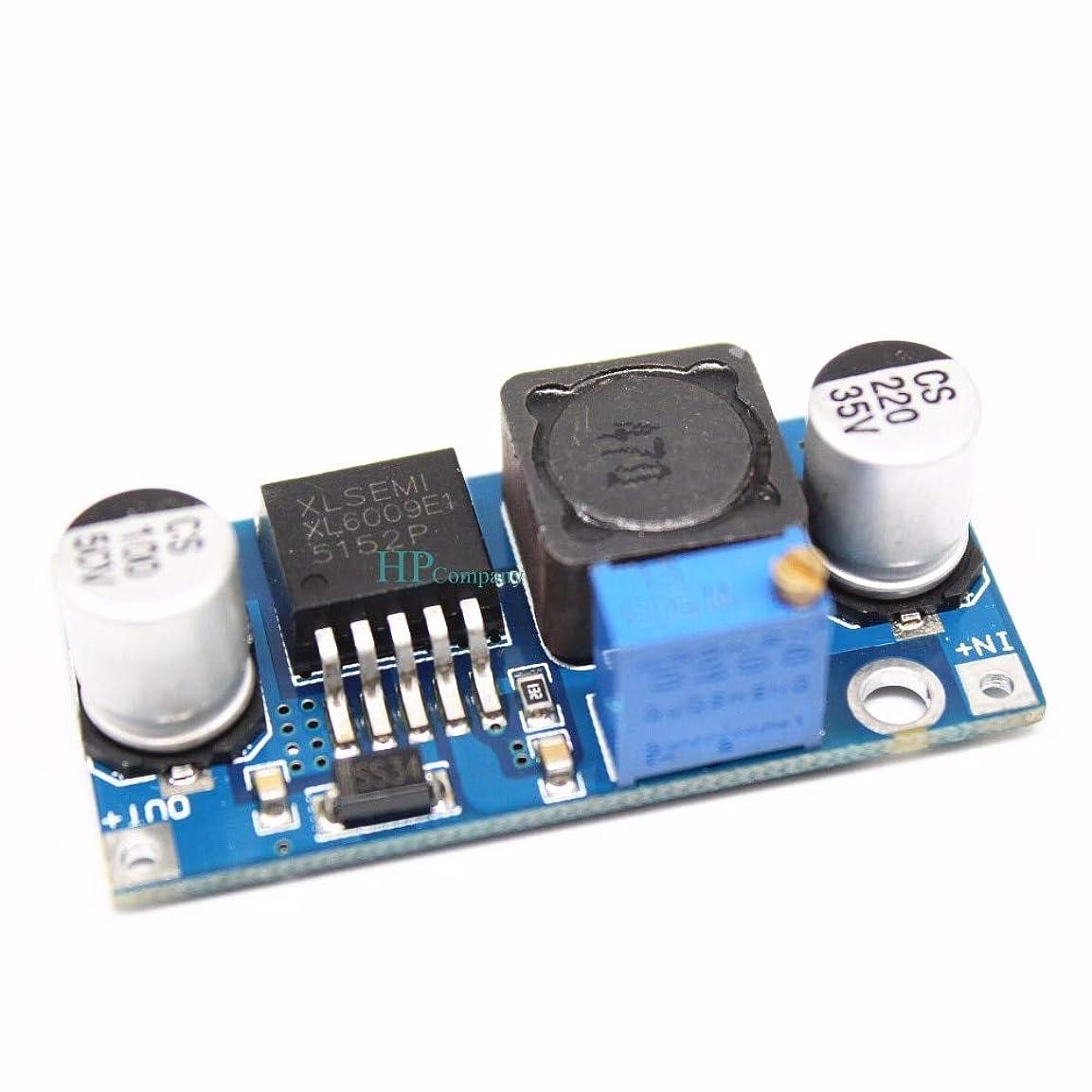 腰予知財政WillBest XL6009 DC-DC Booster module Power supply module output is adjustable Super LM2577 step-up module