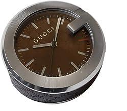 グッチ 置時計 ブラウン YC210007 [並行輸入品]