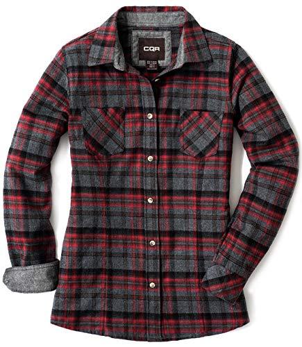 Cotton Button Down Shirt for Womens