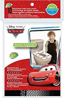 Neat SolutionsDisney Cars Potty Topper, 10-Count (Discontinued by Manufacturer)