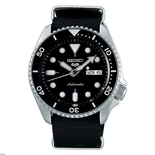SEIKO Reloj 5 Sports Automatic SRPD55K3