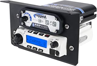 Rugged Radios MT-XP1-RM60 Mobile Radio & Intercom Mount for Polaris RZR XP1000
